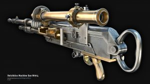Hotchkiss Machine Gun M1914