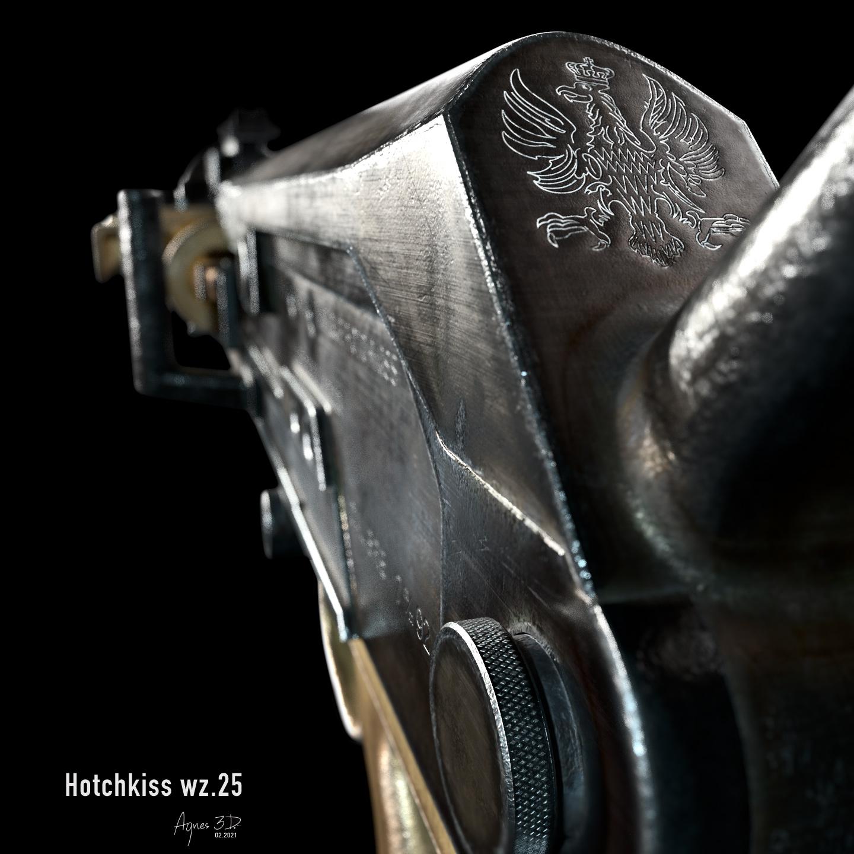 Hotchkiss wz. 25 (polska modyfikacja)