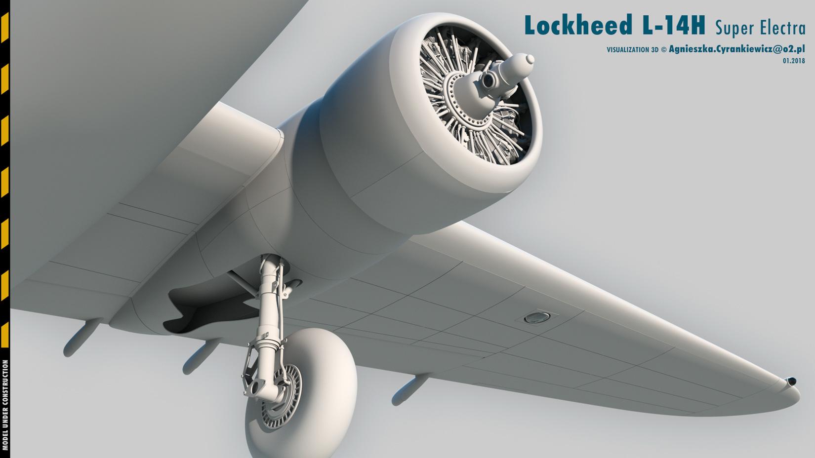 Lockheed Model 14 Super Electra, lockheed hudson