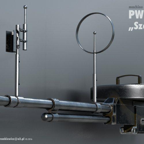 machine gun PWU wz.37