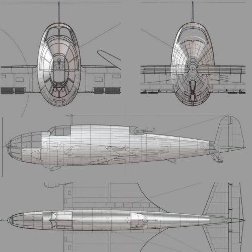 PZL 37B II, Łoś, Polskie Zakłady Lotnicze